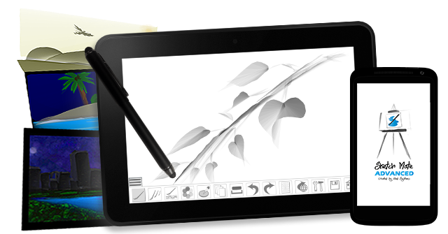Sketch Mate Advanced Display